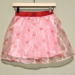 Disney Beauty and The Beast Skirt - Large